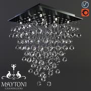 Maytoni Modern Swirl MOD217-50-N 3d model