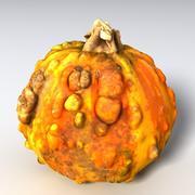 Pumpkin 8 3d model