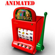 Fruit machine 3d model