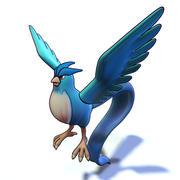 Articuno Pokemon 3d model