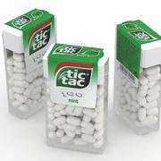 Tic Tac Classic Mint 100 49g 3d model