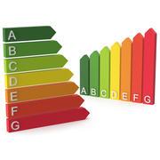 Enerji verimliliği 3d model