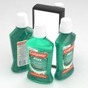 Colgate Plax Mouthwash 500ml 3d model