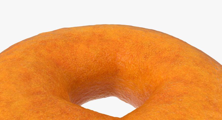 Пончик royalty-free 3d model - Preview no. 7