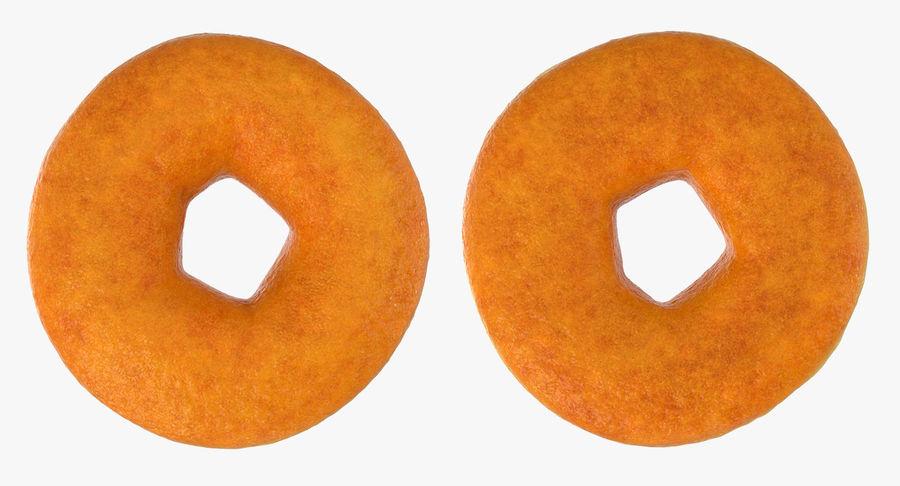 Пончик royalty-free 3d model - Preview no. 3