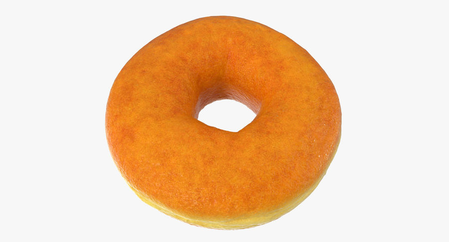 Donut royalty-free 3d model - Preview no. 4
