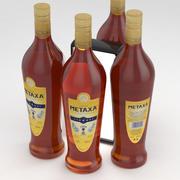 Metaxa 7 1L Brandy 3d model