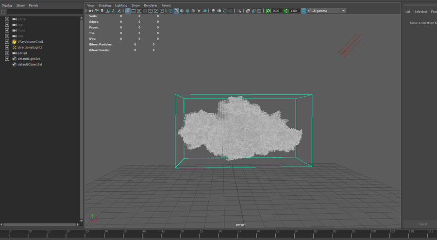 3D Clouds - 10 PACK - VDB royalty-free 3d model - Preview no. 4