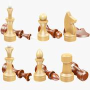 체스 맨 3d model