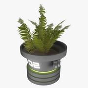 Future Pot 3d model
