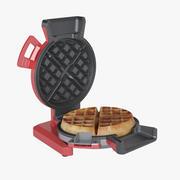 Vertical Waffle Maker 3d model