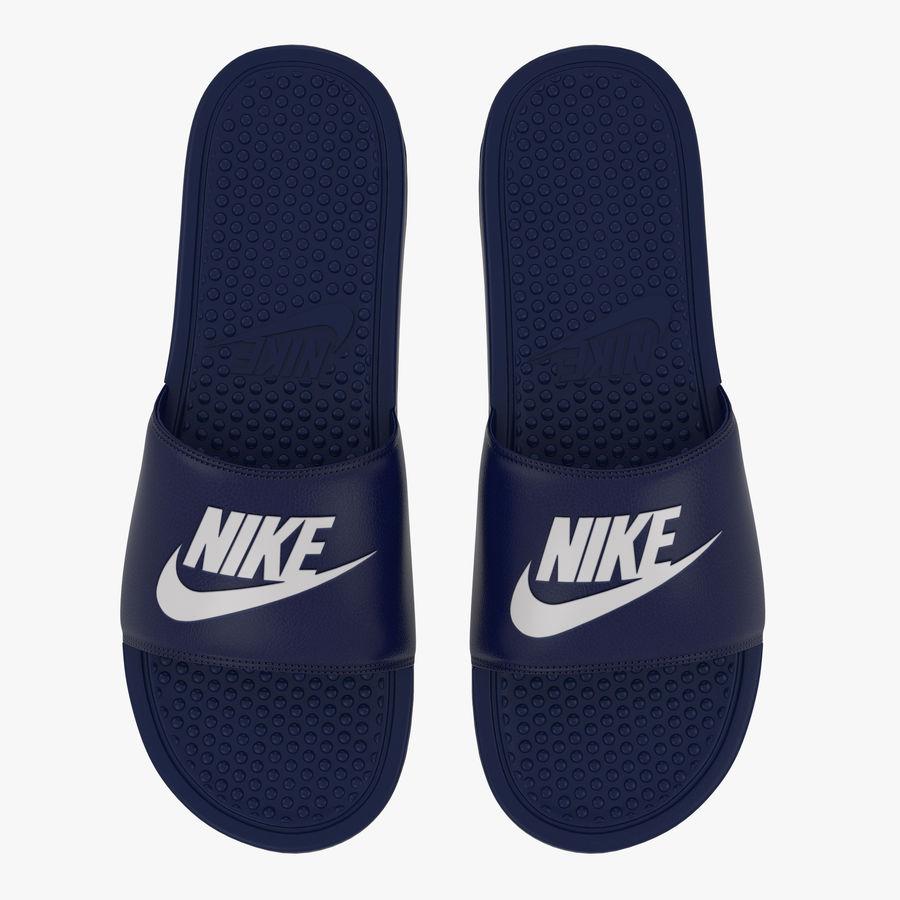 online tienda de liquidación auténtica venta caliente Chanclas Nike Modelo 3D $39 - .unknown .obj .fbx .max - Free3D