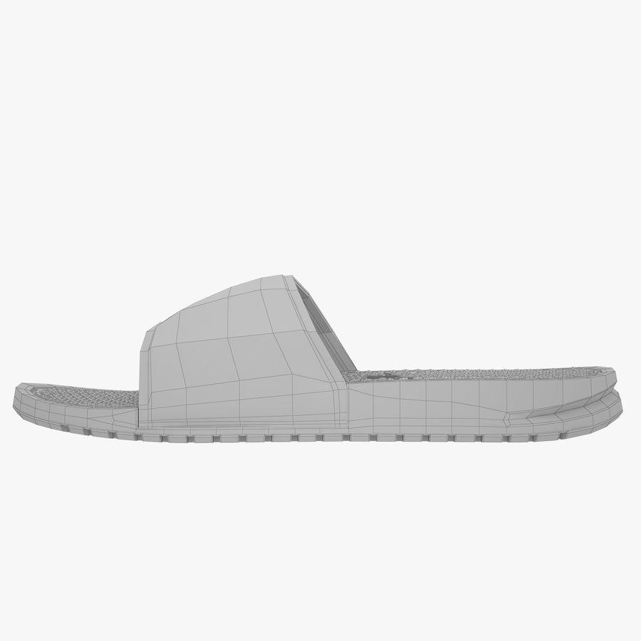 Nike Flip-Flops royalty-free 3d model - Preview no. 14
