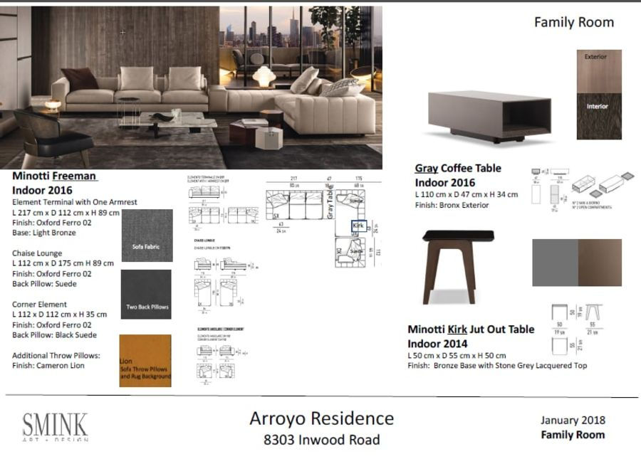 Tryb 3D Furniture Revit 2018 royalty-free 3d model - Preview no. 16