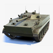 BMP-3 LOD 3d model