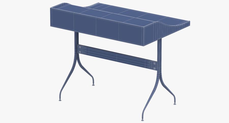 Herman MIller Swag Leg Bureau royalty-free 3d model - Preview no. 15