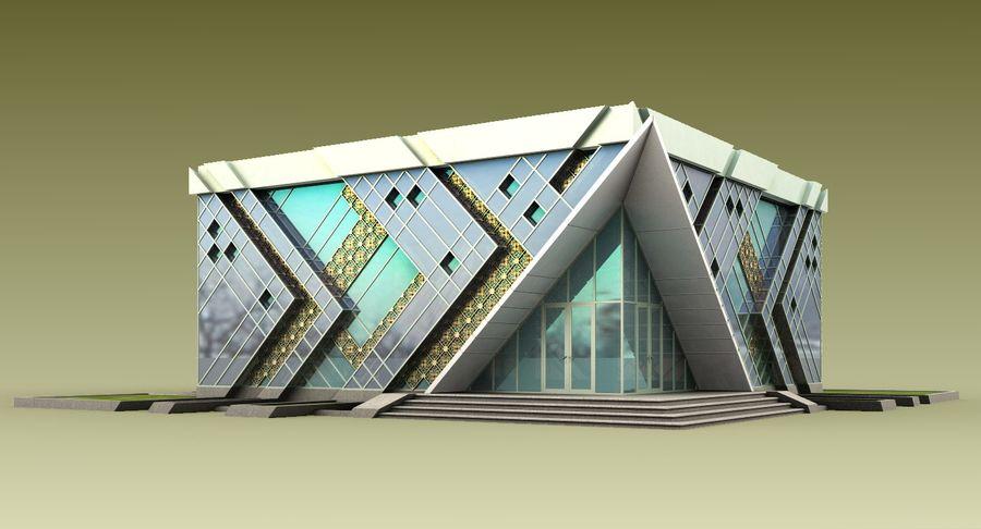 건축가 건물 royalty-free 3d model - Preview no. 2