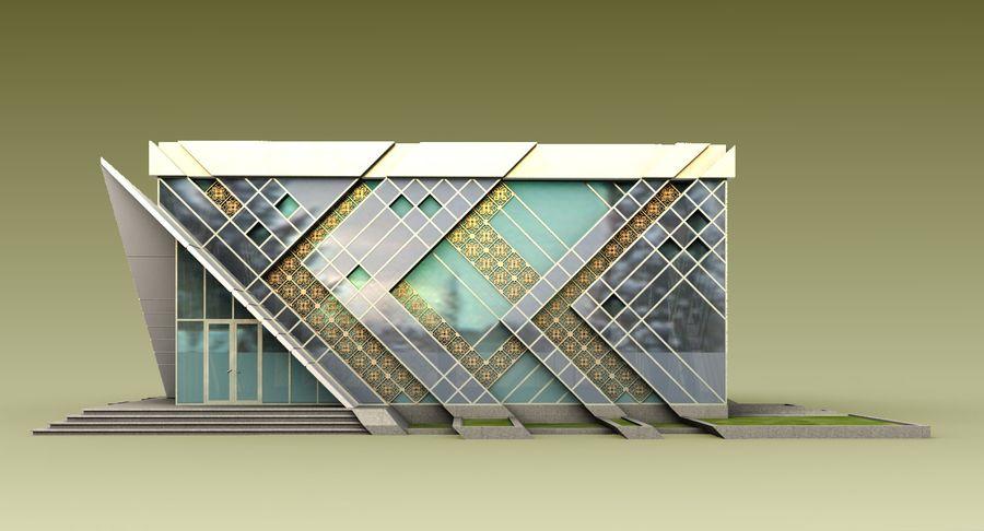 건축가 건물 royalty-free 3d model - Preview no. 6