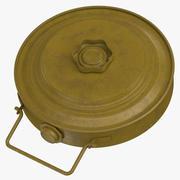 Landmine(1) 3d model
