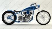 Blau 3d model