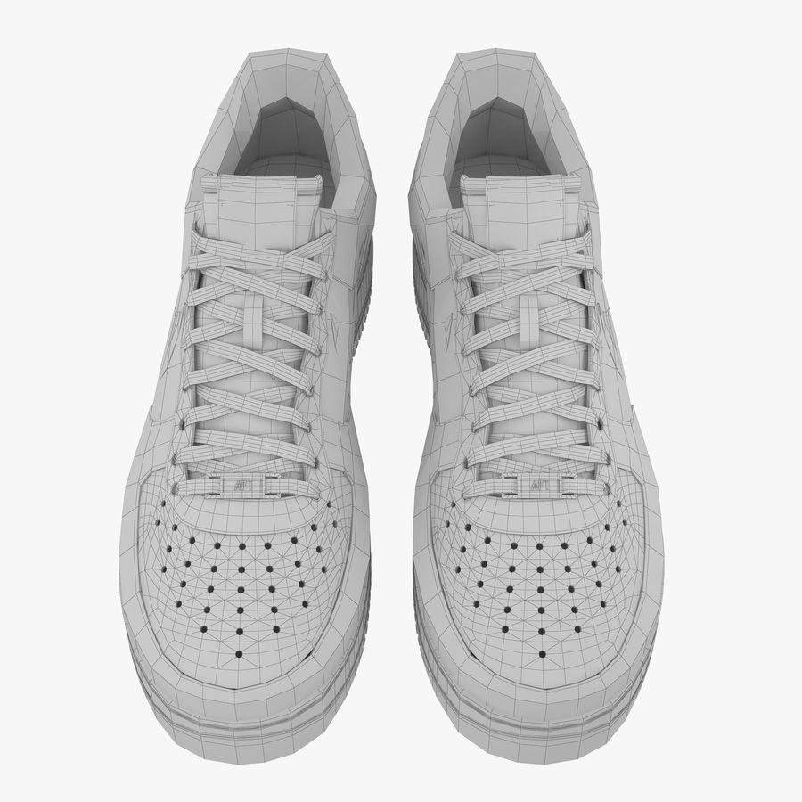 Nike Air Force 1 Faible modèle 3D $59 - .unknown .obj .fbx .max ...