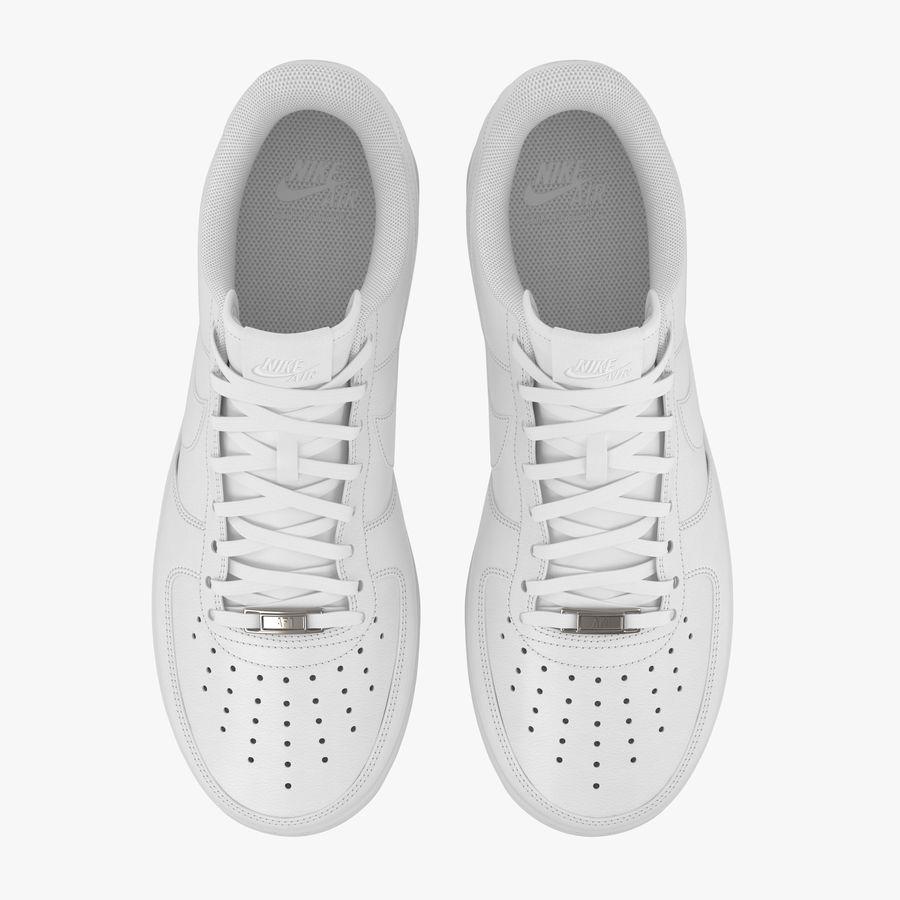 Nike Air Force 1 Low 3D Model $59