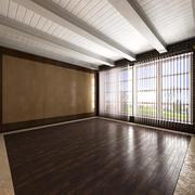 Oda iç sahne 3d model
