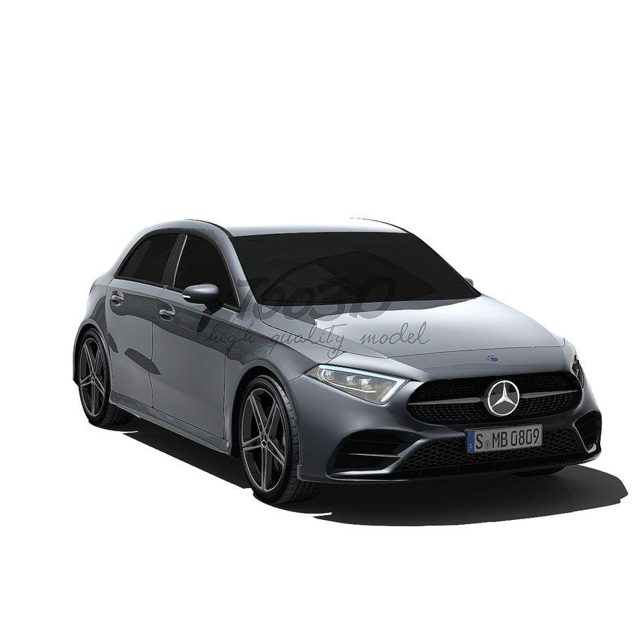 2019 년 royalty-free 3d model - Preview no. 1