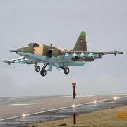 Su-25 러시아어 3d model