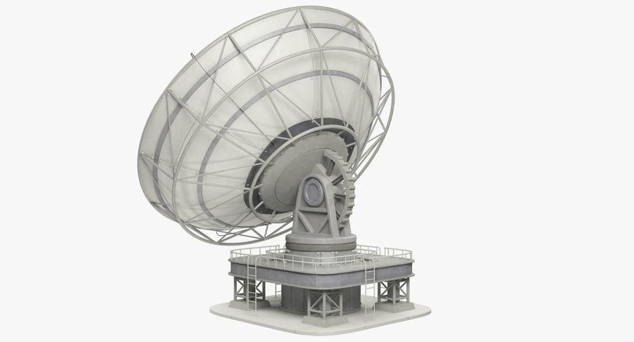 Parabolantenn V7 royalty-free 3d model - Preview no. 9