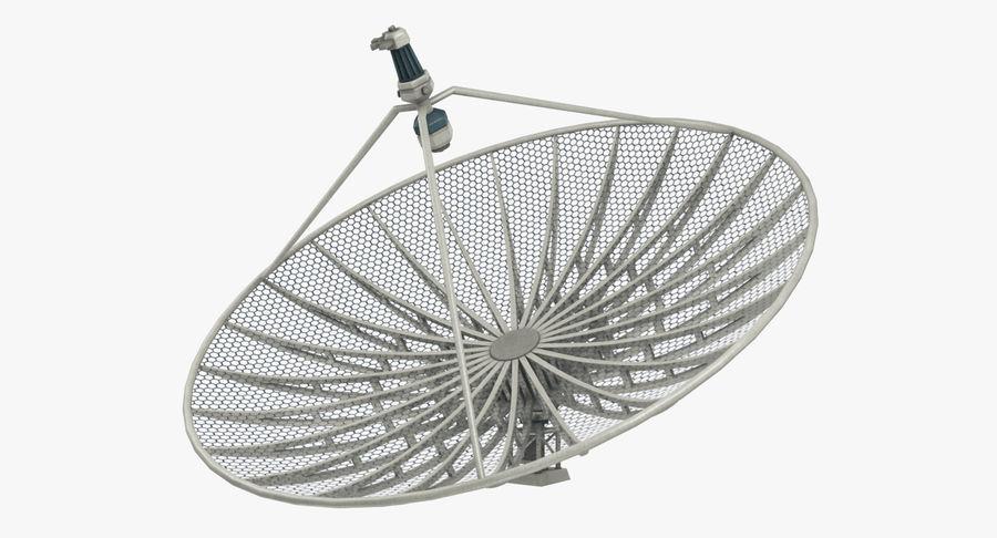 Uydu Antenleri Seti V7 royalty-free 3d model - Preview no. 29