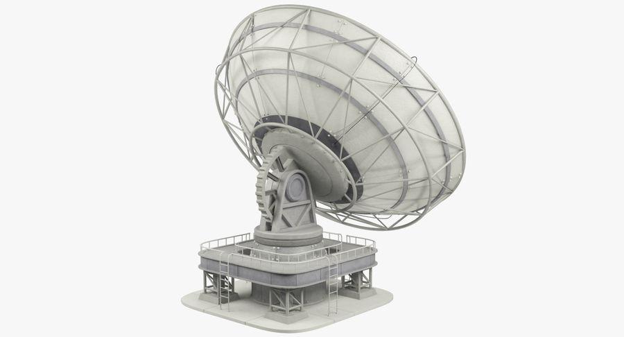 Uydu Antenleri Seti V7 royalty-free 3d model - Preview no. 11