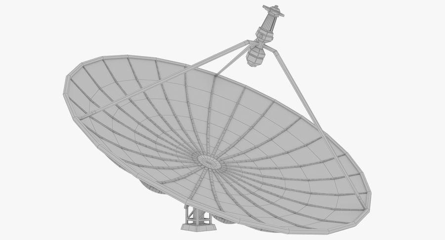 Uydu Antenleri Seti V7 royalty-free 3d model - Preview no. 31