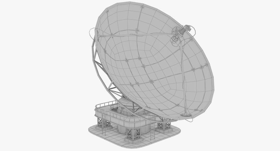 Uydu Antenleri Seti V7 royalty-free 3d model - Preview no. 15