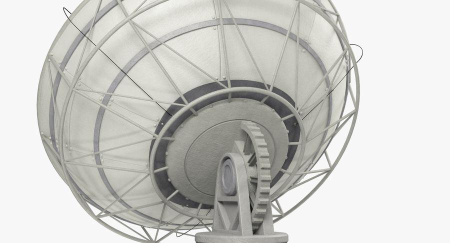 Uydu Antenleri Seti V7 royalty-free 3d model - Preview no. 14