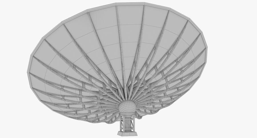 Uydu Antenleri Seti V7 royalty-free 3d model - Preview no. 32