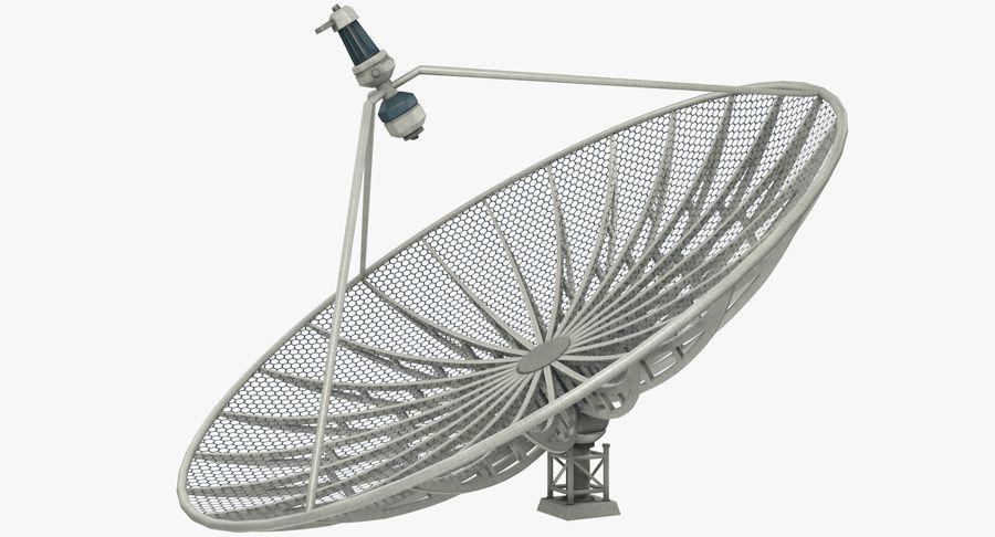Uydu Antenleri Seti V7 royalty-free 3d model - Preview no. 22