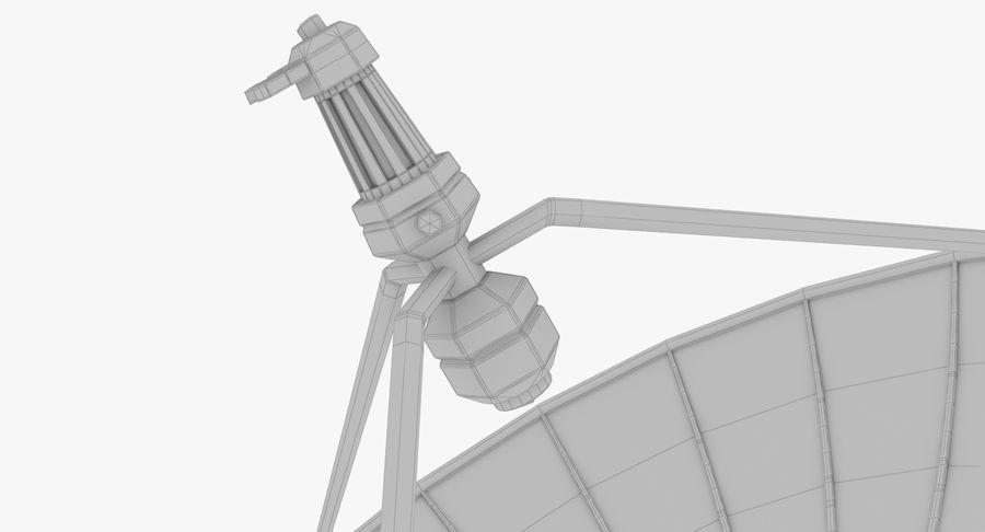 Uydu Antenleri Seti V7 royalty-free 3d model - Preview no. 34