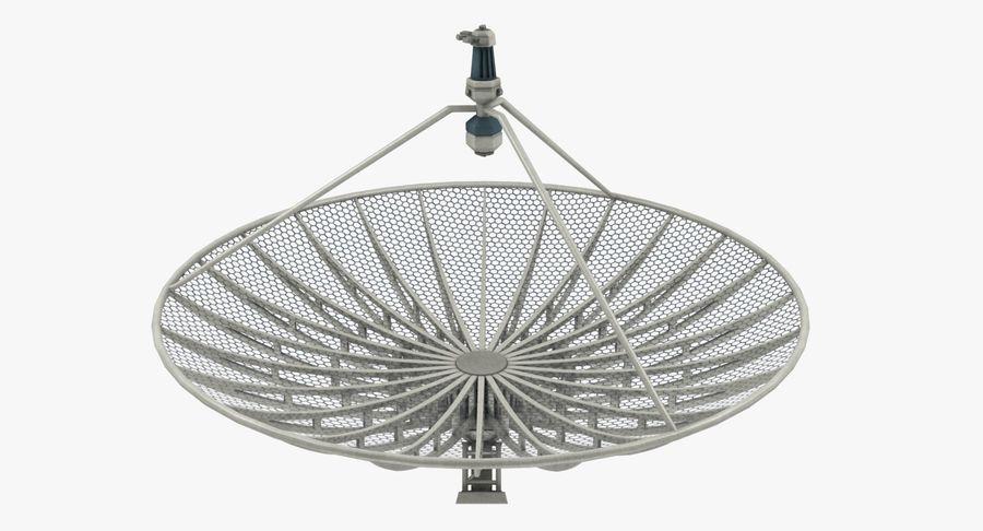 Uydu Antenleri Seti V7 royalty-free 3d model - Preview no. 24