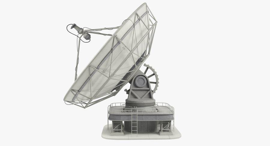 Uydu Antenleri Seti V7 royalty-free 3d model - Preview no. 8