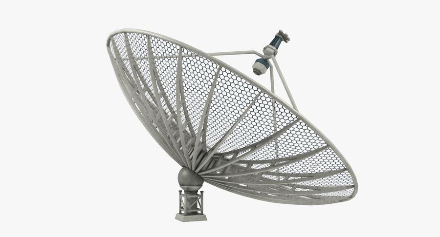 Uydu Antenleri Seti V7 royalty-free 3d model - Preview no. 26