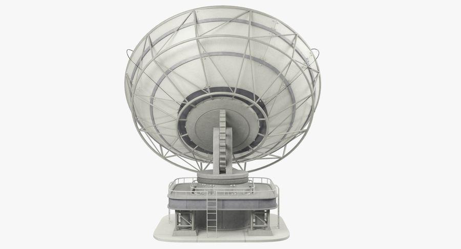 Uydu Antenleri Seti V7 royalty-free 3d model - Preview no. 10