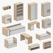 Modern Furniture vol 2 3d model