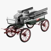 BIH La Grande Wagonette 3d model
