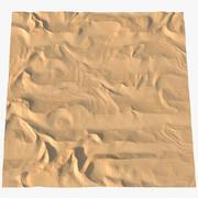 Dunes 3d model