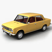 VAZ Lada 2101 3d model
