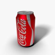 Coke Can 3d model