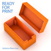 Arduino-Nano Box 3d model