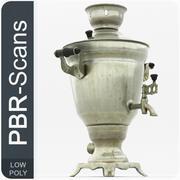 tea-urn 3d model