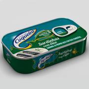 Lata de Sardinha - Coqueiro - lata de sardinha 3d model